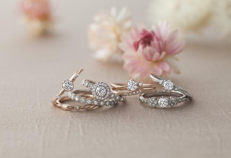 婚約指輪結婚指輪浜松市アンティーク