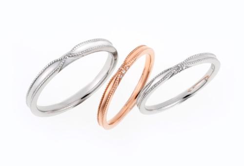 結婚指輪 プラチナ/ゴールド