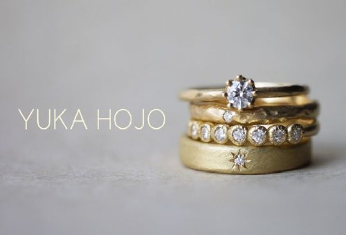 奈良で探すこだわりの結婚指輪でユカホウジョウ