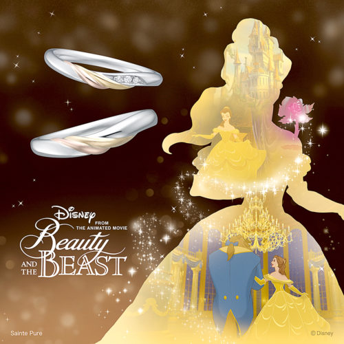 Disney Beauty and the BEAST 【 Story of Love 】ストーリー・オブ・ラブ
