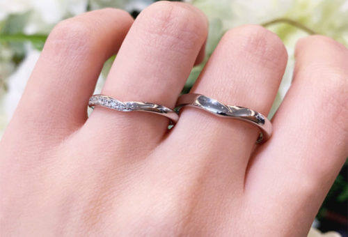 ロイヤルアッシャー結婚指輪,ロイヤルアッシャーWRA025WRB034,