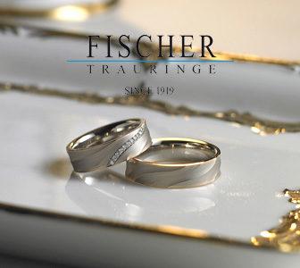 広島 福山 岡山 山口 鍛造の結婚指輪 FISCHERフィッシャー