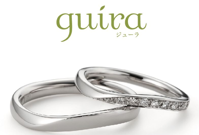 guiraの結婚指輪