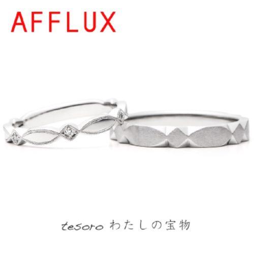 AFFLUX【アフラックス】 tesoro~テゾーロ~ 「わたしの宝物」
