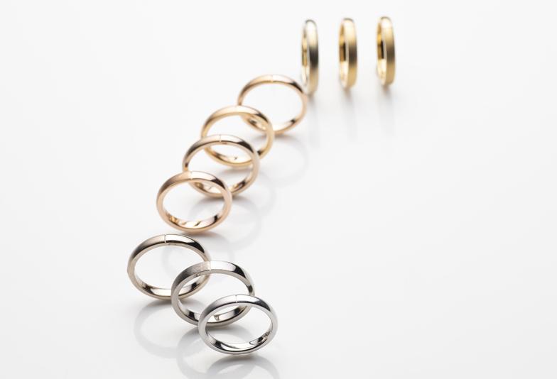 結婚指輪 品質
