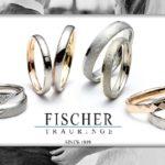 神戸市・三ノ宮 着け心地が抜群で丈夫な鍛造造りの結婚指輪フィッシャー『FISCHER』をご紹介!