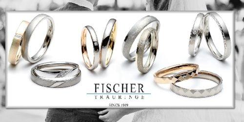 神戸三ノ宮結婚指輪FISCHER