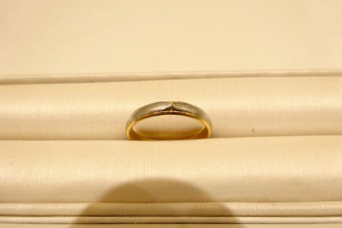 指輪のロー付け修理相談