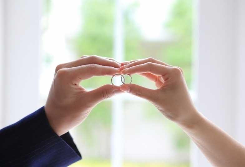 結婚指輪神戸三ノ宮