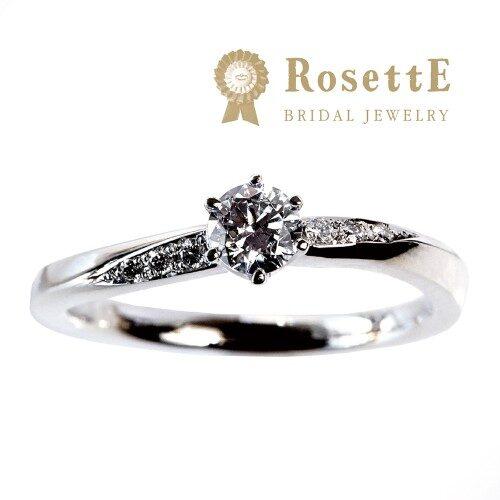 京都オススメな婚約指輪ロゼット