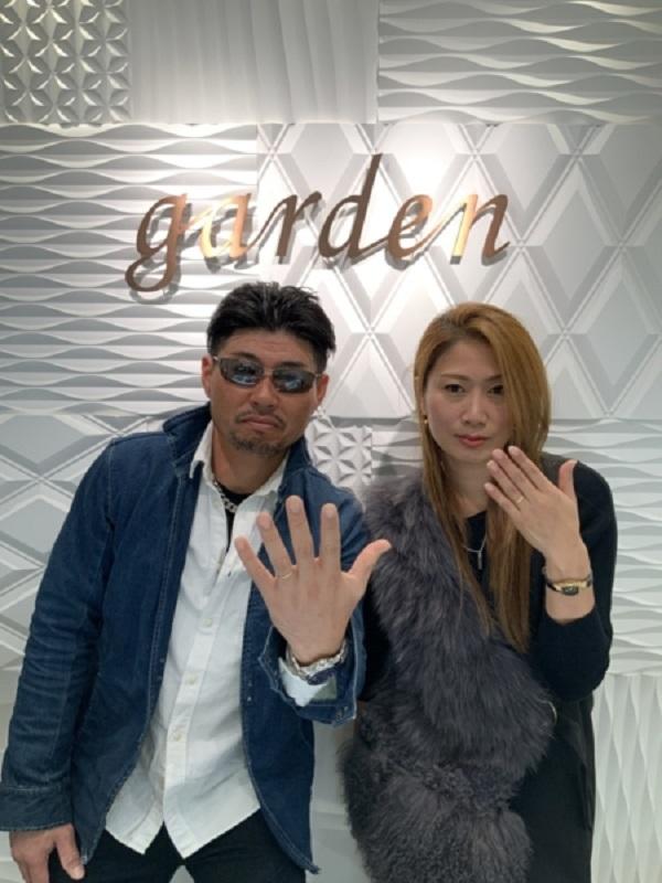 兵庫県神戸市北区 Pulitoの結婚指輪