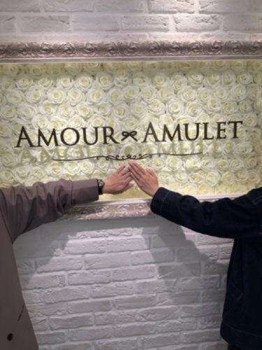 兵庫県加古川市 AMOURAMULET(アムールアミュレット)の結婚指輪1