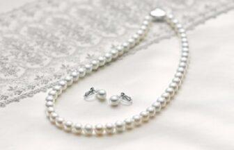 和歌山の真珠ネックレスリフォーム