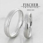 【和歌山・泉州】シンプルな結婚指輪にするならFISCHER(フィッシャー)