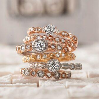 【京都・四条烏丸】2021年1月最新 京都在住のカップル様にお選びいただいたオシャレで人気な結婚指輪・婚約指輪ブランド3選