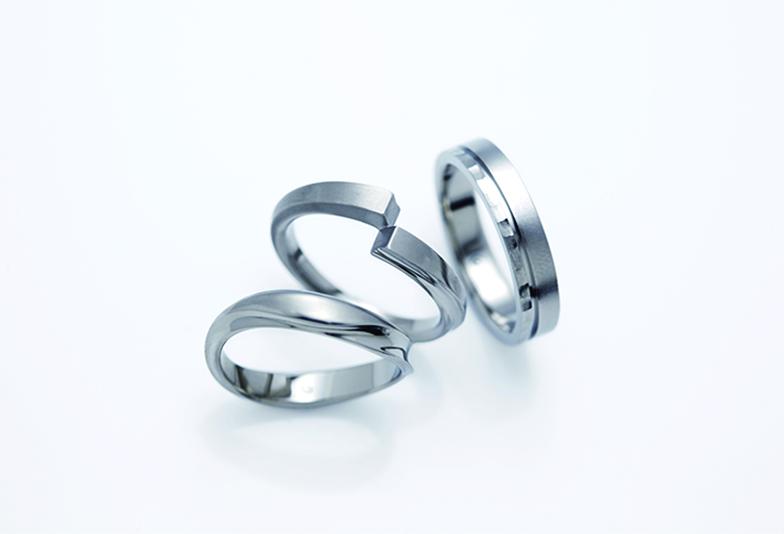 静岡市結婚指輪素材