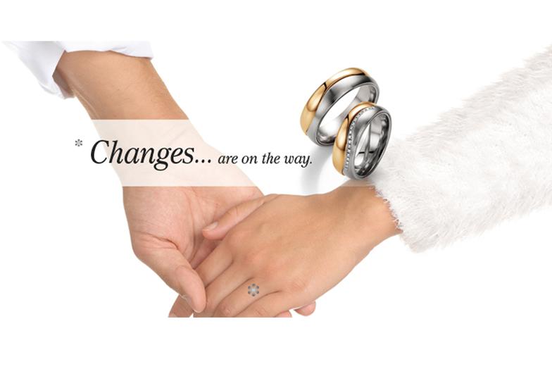 結婚指輪人気