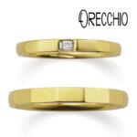 【南大阪・和歌山市】アンティーク調でおしゃれな結婚指輪ORECCHIO(オレッキオ)