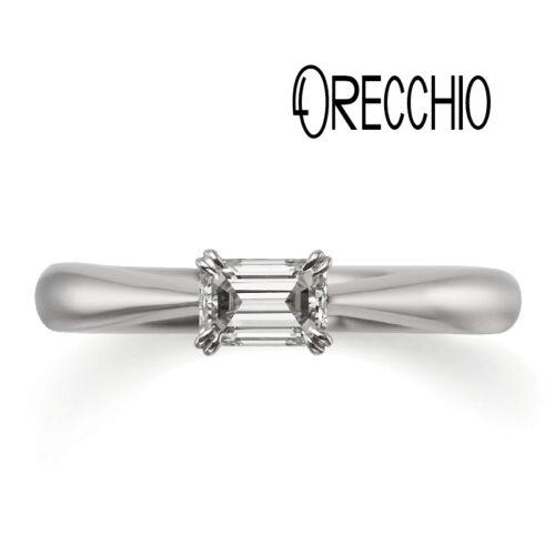 オレッキオ婚約指輪ピピ