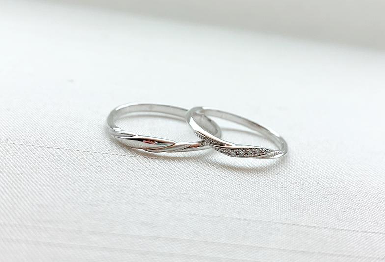 結婚指輪 鋳造