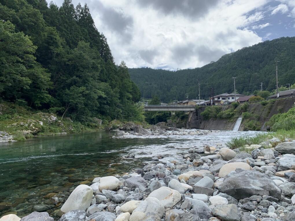 奈良のおすすめのプロポーズスポットで天川村