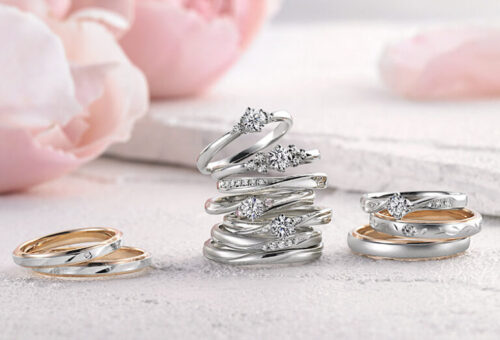 プチマリエ結婚指輪