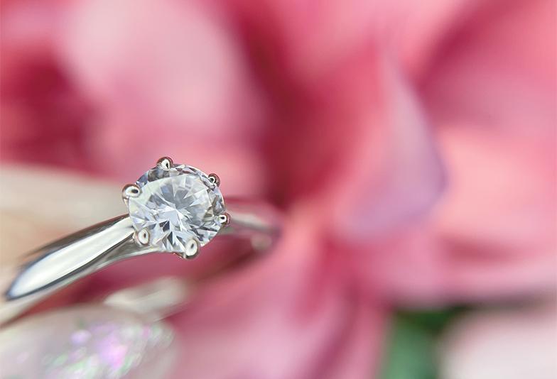 プロポーズ 婚約指輪