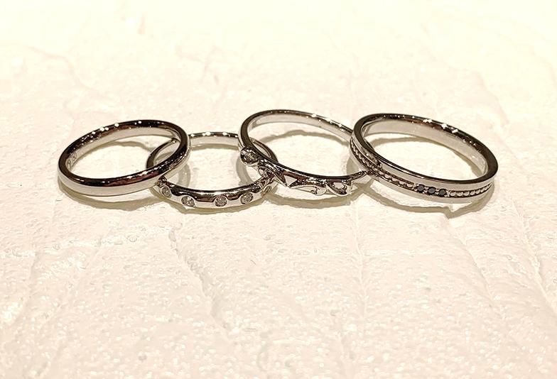 静岡市結婚指輪選び