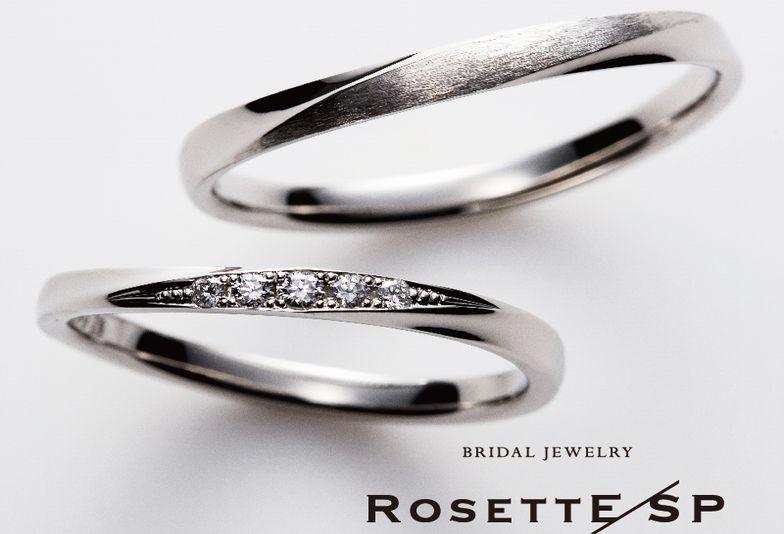 RosettE/SP結婚指輪