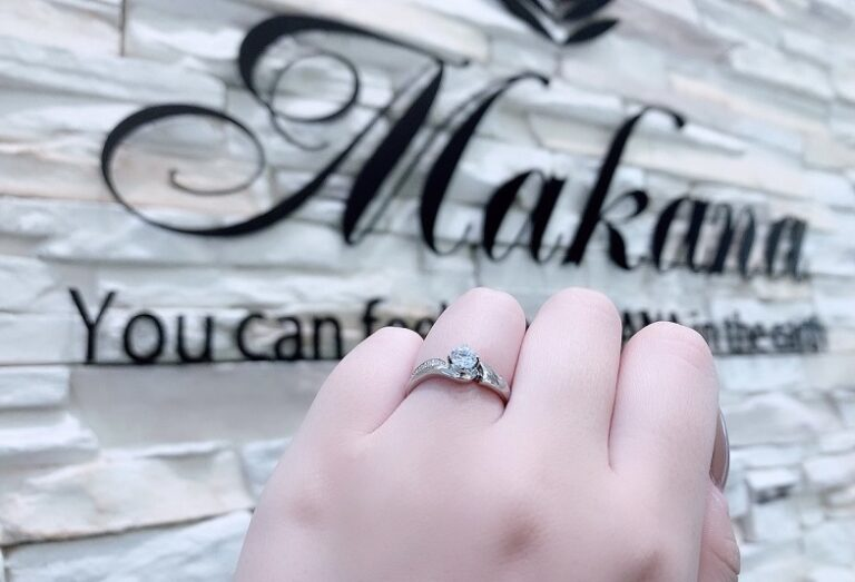 婚約指輪マカナ