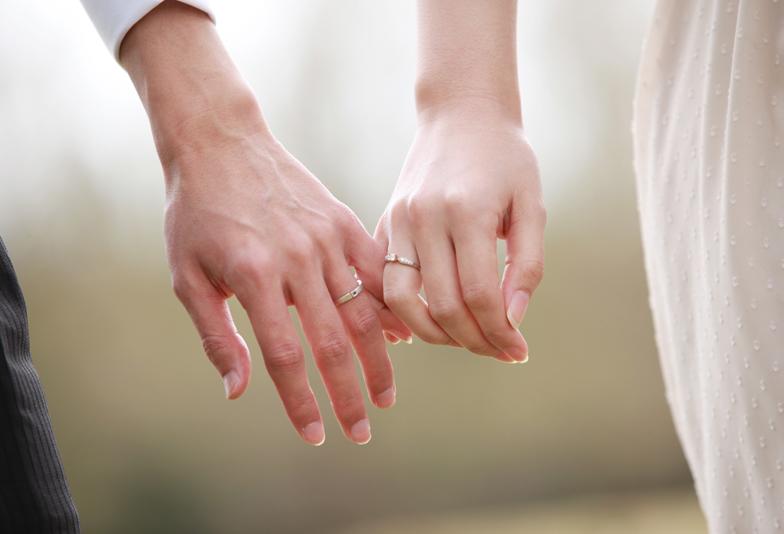 浜松市結婚指輪刻印