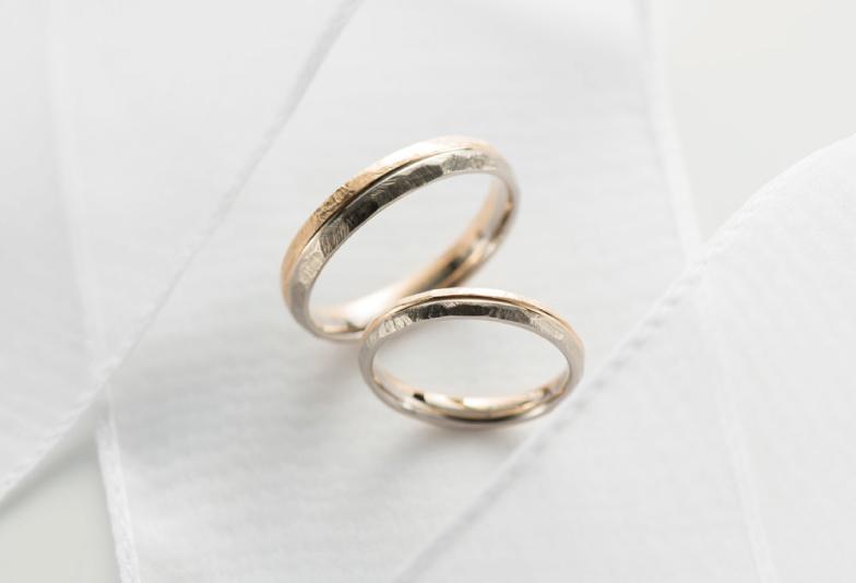 結婚指輪選び デザイン