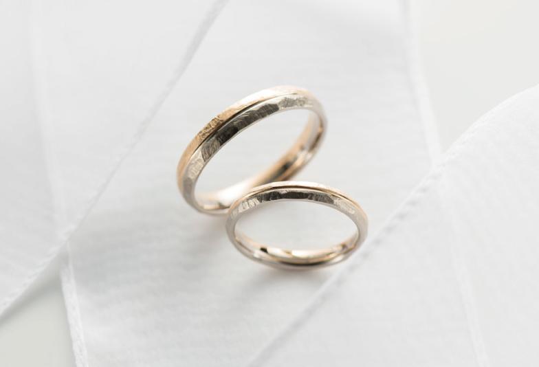 静岡市結婚指輪鍛造