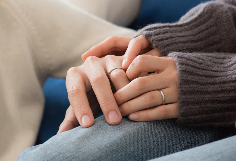 結婚指輪 相談