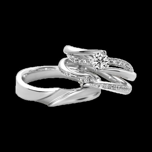 マリアージュエント結婚指輪プルミエール