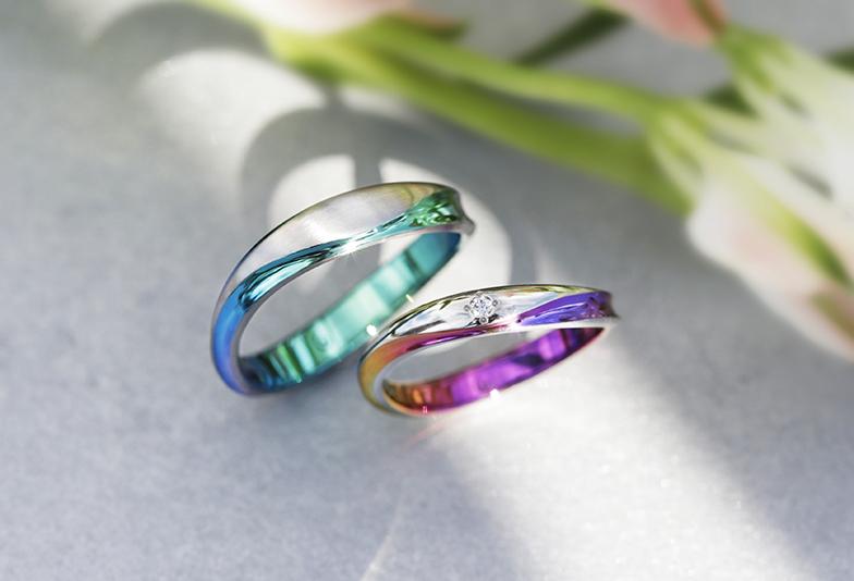 静岡市結婚指輪 SORA