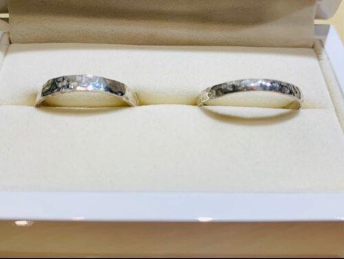 手作り指輪の事例集4