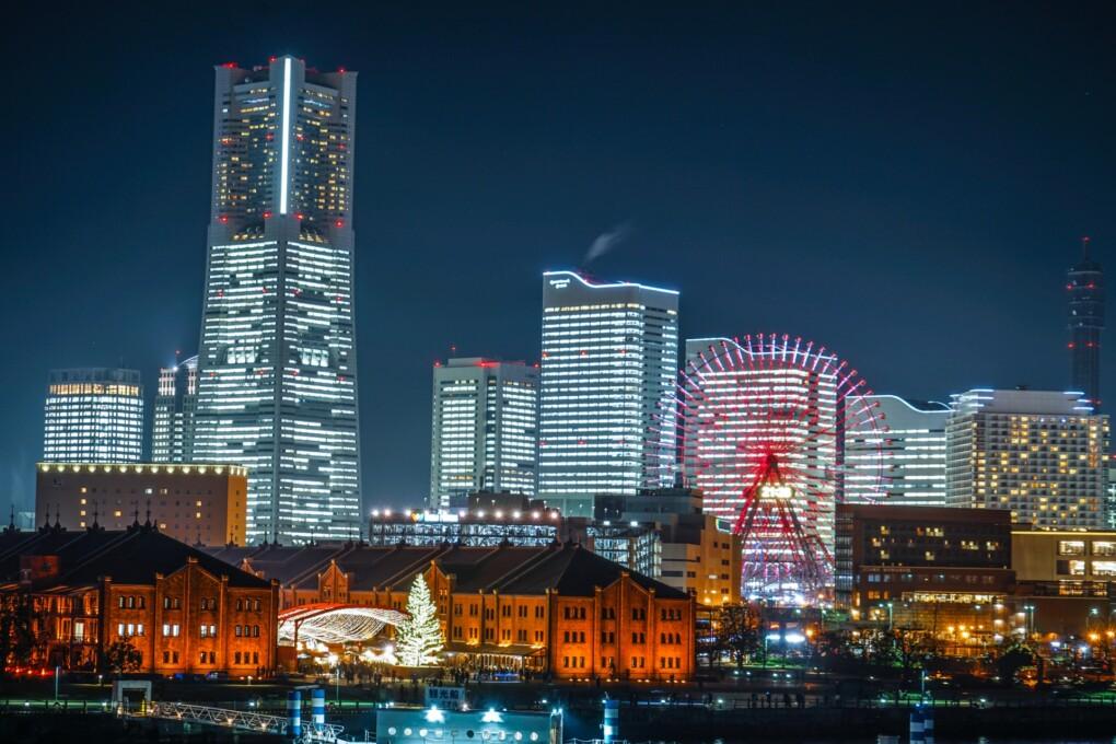 横浜のおすすめプロポーズスポットでミナトミライ21