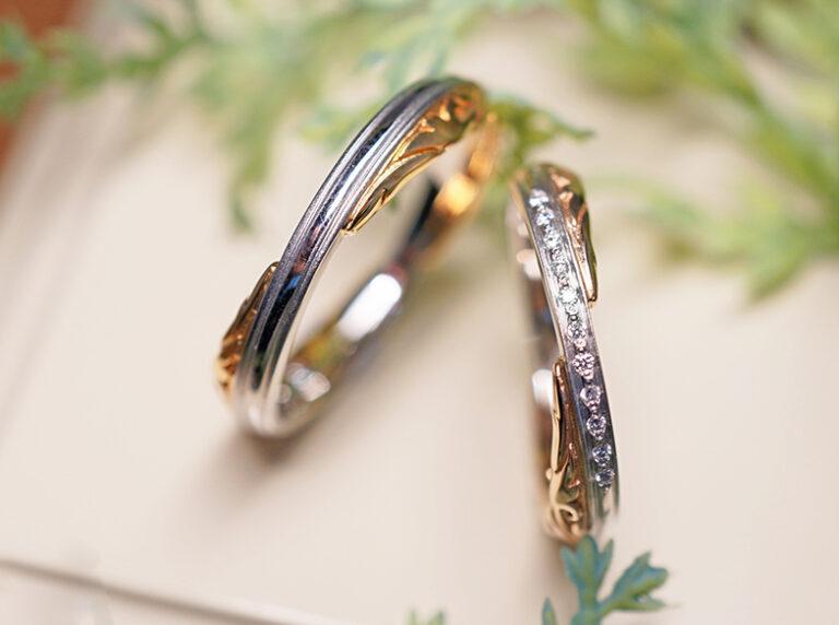 浜松 結婚指輪 ラパージュ キャナルサンマルタン