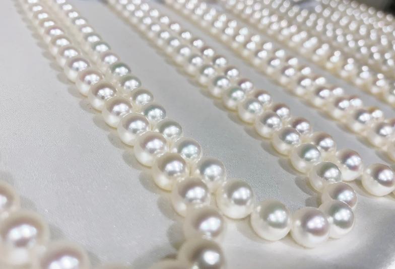 真珠ネックレス 選び方