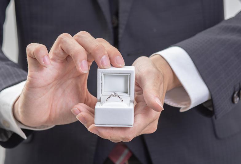 婚約指輪 価格