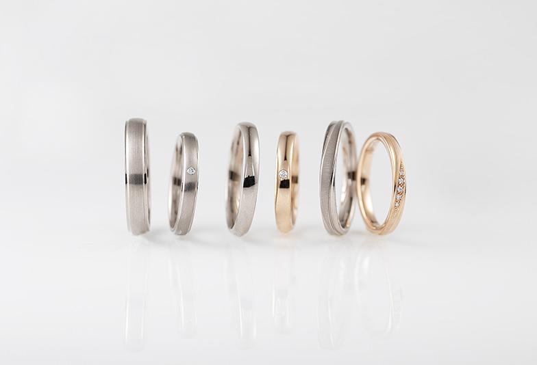静岡市結婚指輪