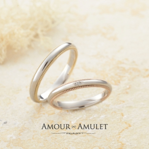 コンビリングAMOUR AMULET