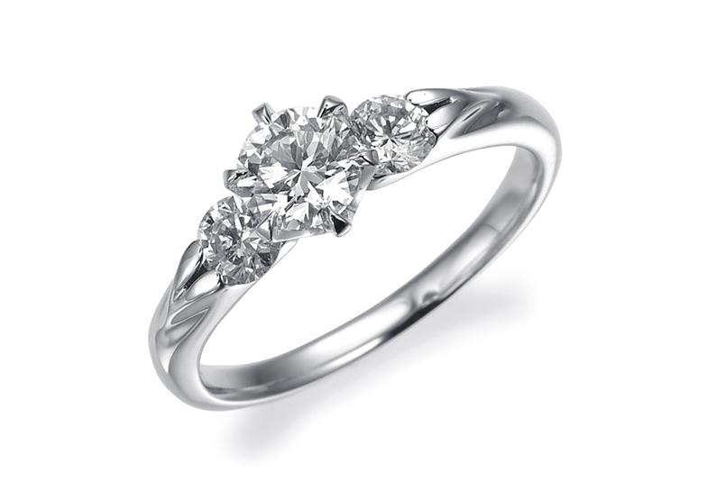 静岡市婚約指輪 ダイヤモンド