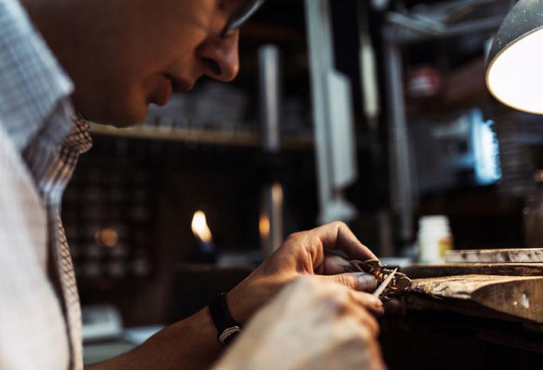 静岡結婚指輪鍛造