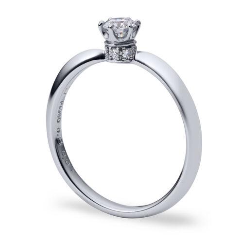 星の砂の婚約指輪兵庫