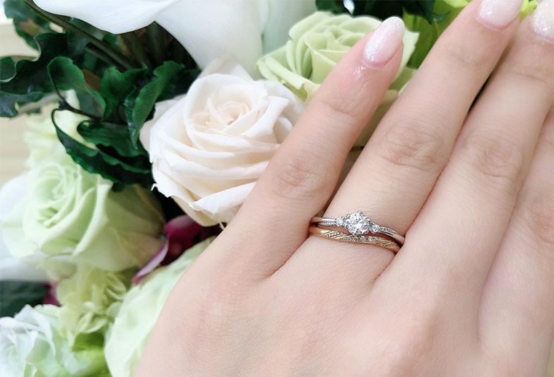 婚約指輪 プリマポルタ