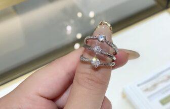 クワンドゥマリアージュ婚約指輪、結婚指輪