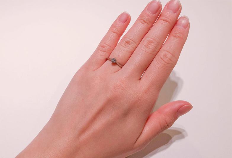 浜松 0.2ct ダイヤモンド