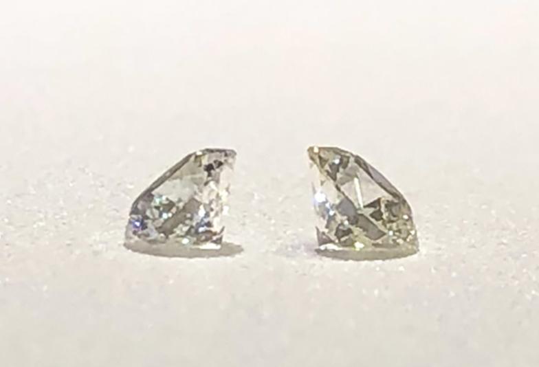 浜松 ダイヤモンド 色の違い